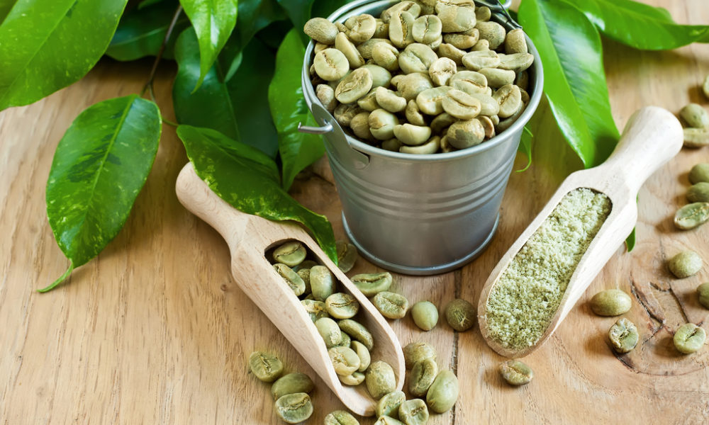 Extrait de café vert Vs. Garcinia Cambogia